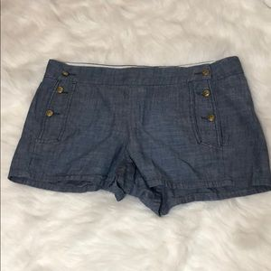 J.Crew Nautical style shorts